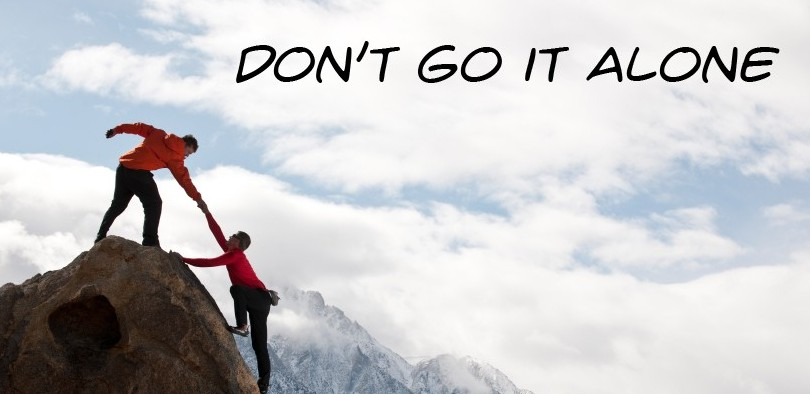 Don't Go It Alone – Partners Help You Climb Higher!